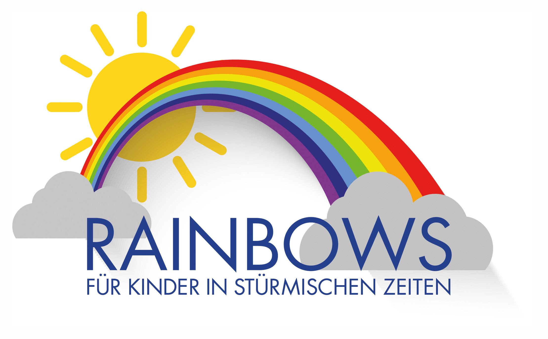 logo rainbows
